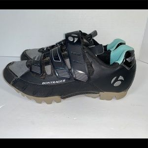 Bontrager cycling shoe Sz 6.5 black evoke inform